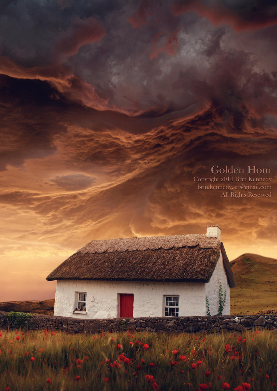 Golden Hour by slight-art-obsession