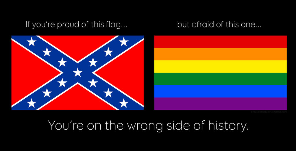 Wrong Side of History by slight-art-obsession
