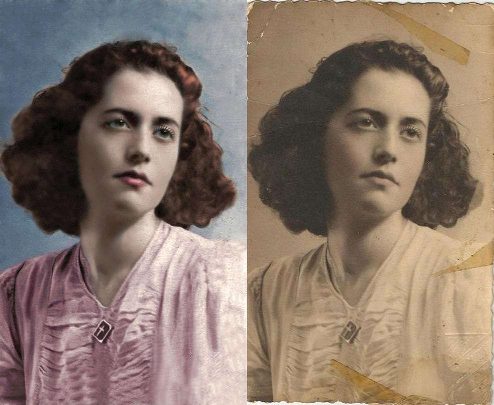 My dear grandmother by lancelot29