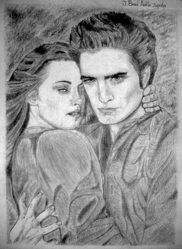 Bella and Edward by lancelot29