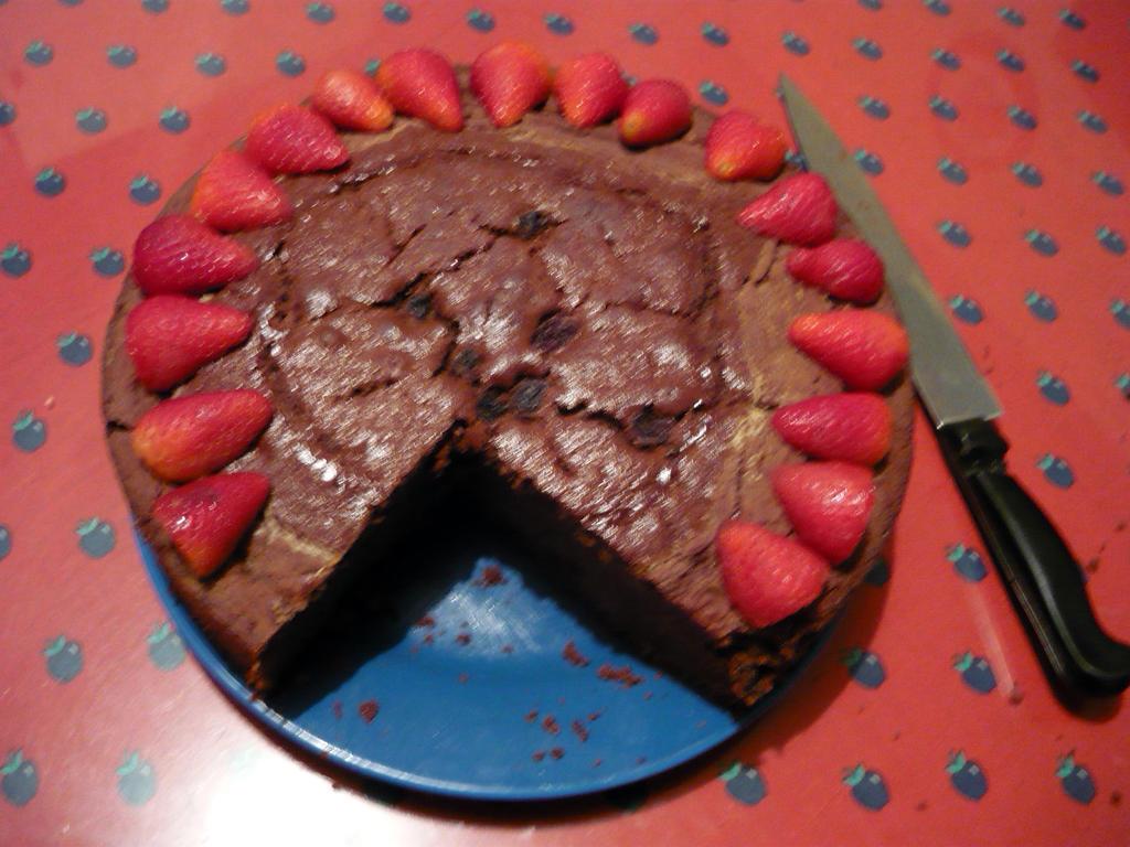 Chocolate Cake by lancelot29