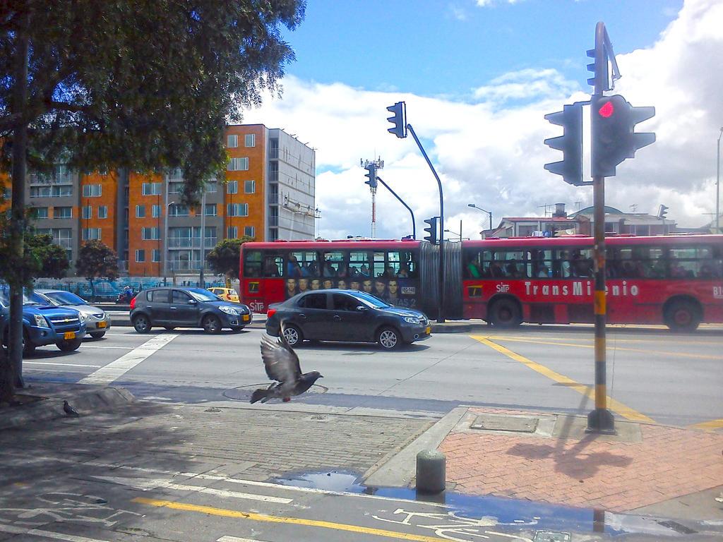 Bogota - Colombia by lancelot29