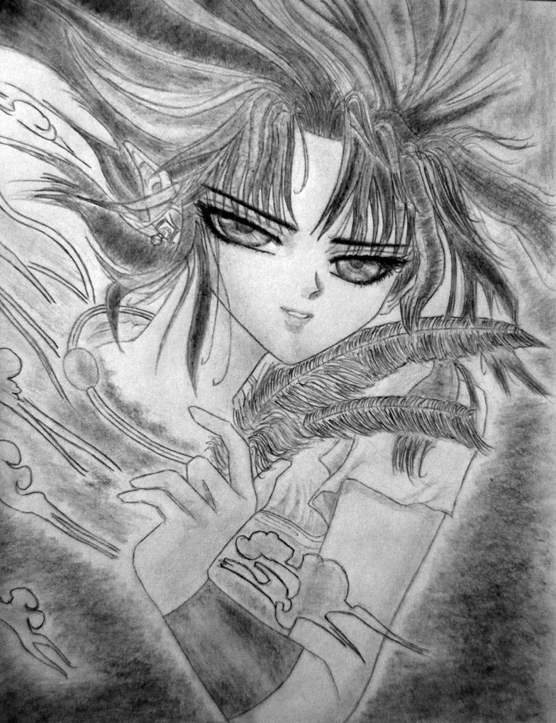 Manga RG Veda - Ashura by lancelot29