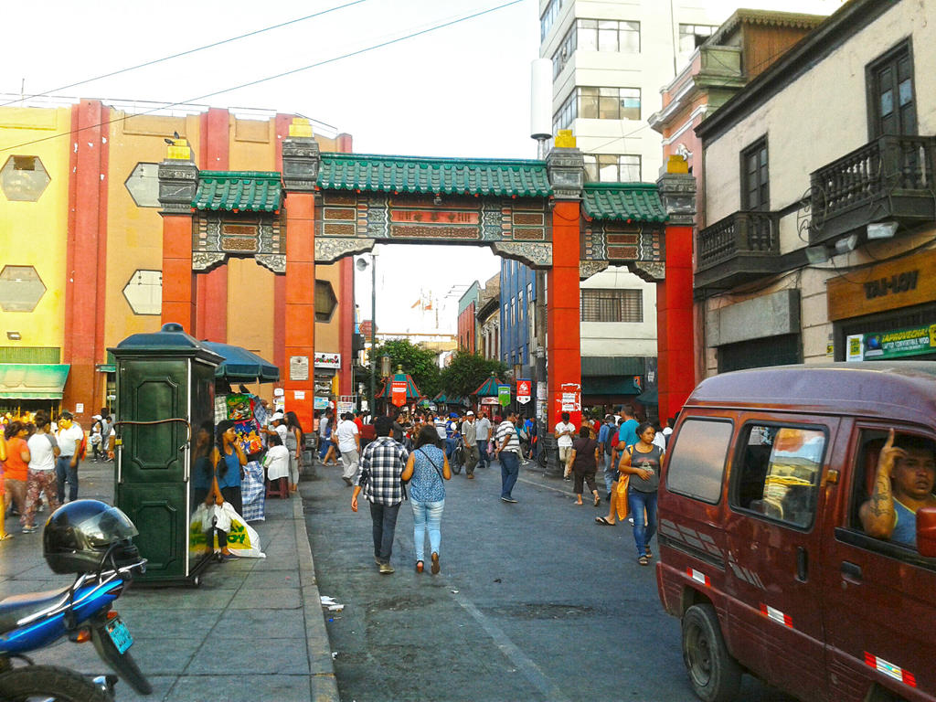 Lima - China Town by lancelot29