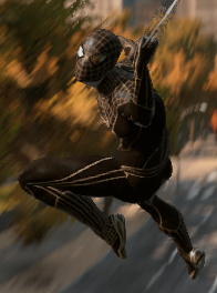 The Amazing Spiderman - New Black Suit by supersaiyaninfinity6 on ...