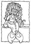 44. Doll Mermaid