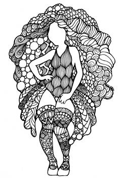 57. Doodles - Dancer