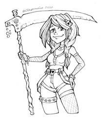 Scythe Girl