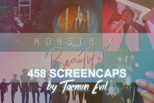 MONSTA X - Beautiful (SCREENCAPS)