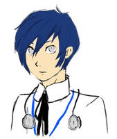 P3 Protag by Lilanjix