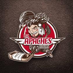 Apaches logo by Snakieball