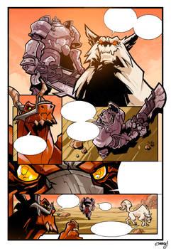 Comic test page2 Color