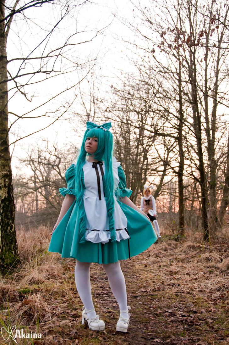 Miku Hatsune - Cold Wonderland by SaachiChu