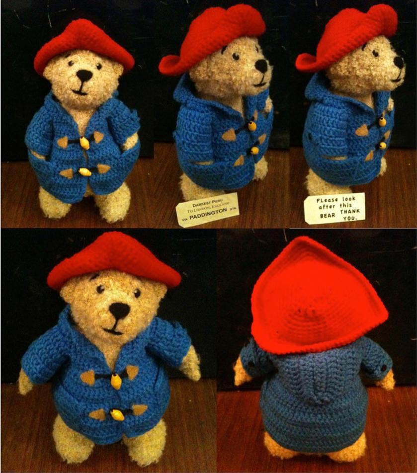 Paddington Bear by Vivacia18