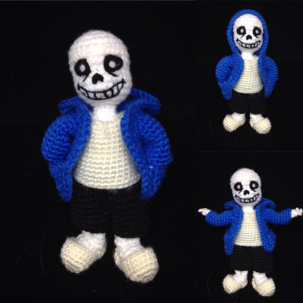 Sans the Skeleton by Vivacia18 on DeviantArt