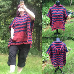 Chic Moves Poncho