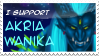 + I-support-AkriaWanika stamp + by Sevenlole