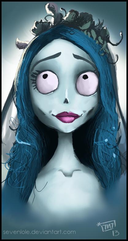 + Corpse Bride + by Sevenlole
