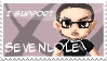 + I-support-Sevenlole stamp + by Sevenlole
