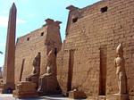 temple de Louxor by Habitbol