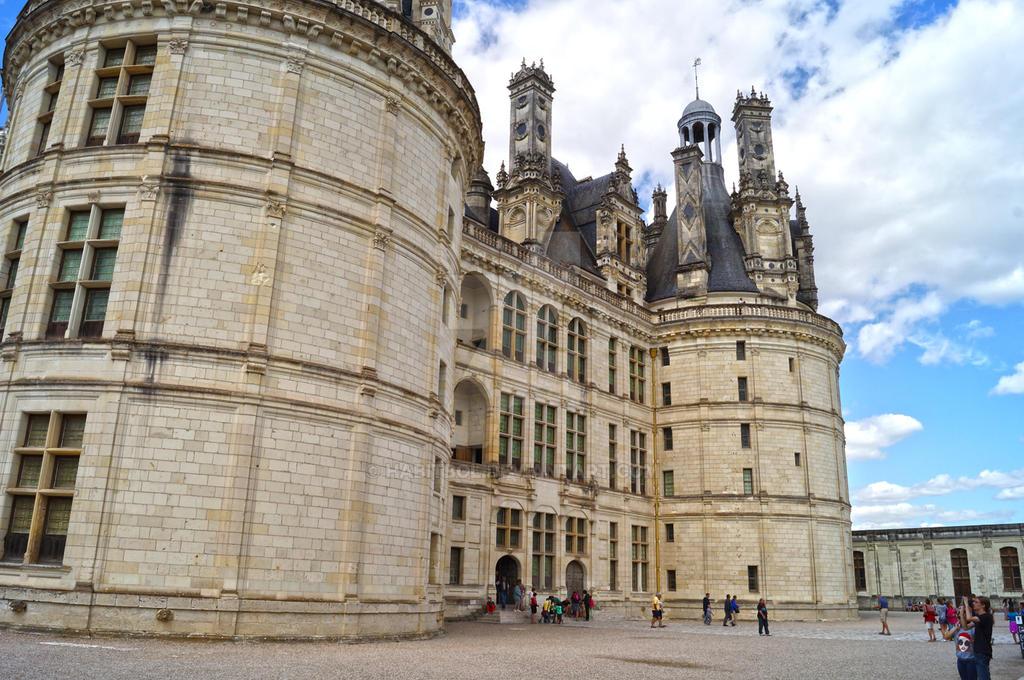 Chateau de Chambord 2 by Habitbol