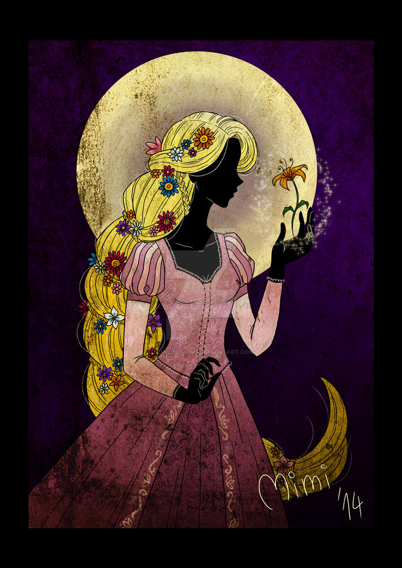 .rapunzel by mimiclothing