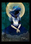 .eternal princess sailor mercury