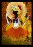 .eternal princess sailor venus