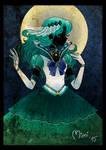 .eternal princess sailor neptune