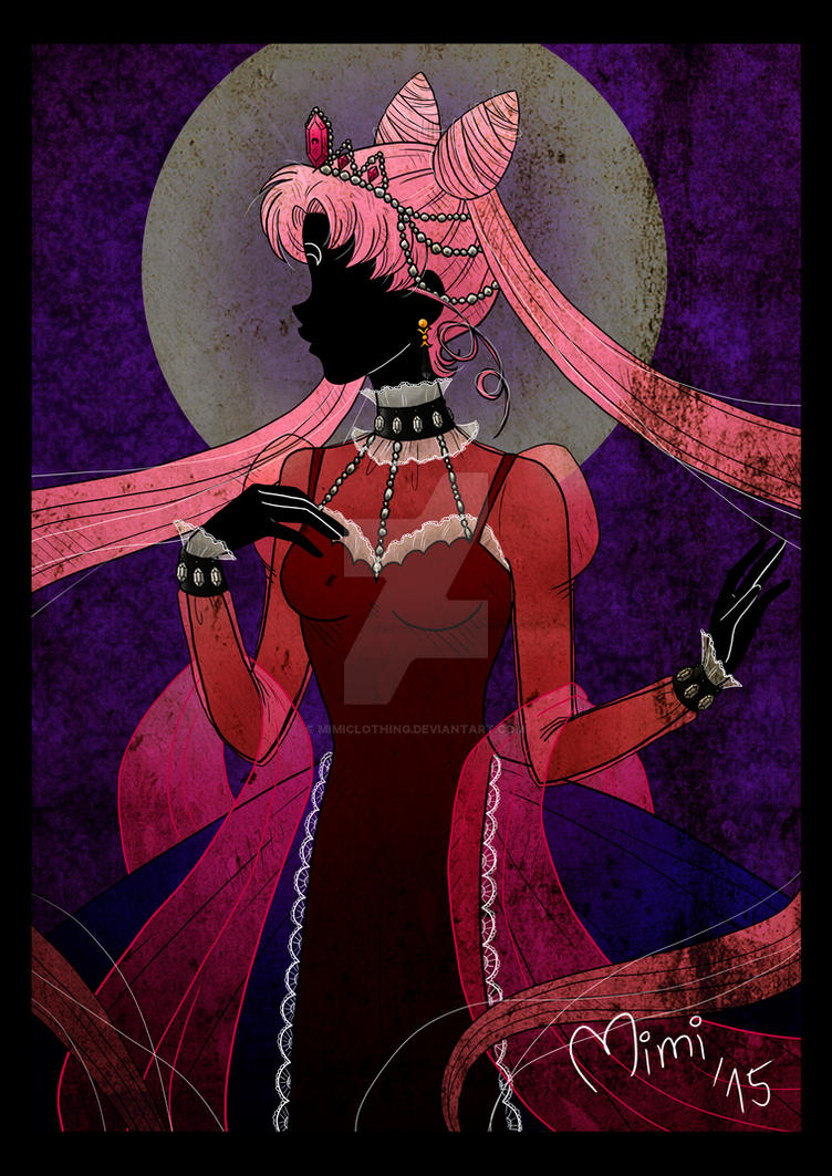 Crystal Black Lady By Mimiclothing On Deviantart