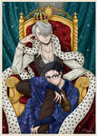 .the king and his lover