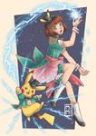 .pokemon coordinator mimi