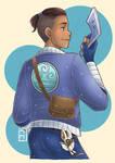 .avatar - the last airbender / sokka