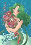 .happy birthday princess neptune!