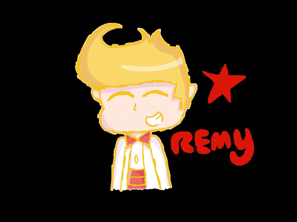 Rich remy boi by OctoWeeb