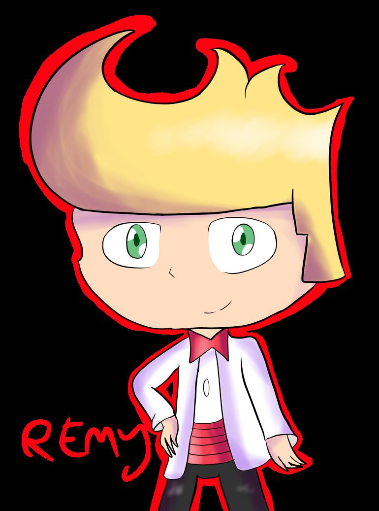 Remy Buxaplenty by OctoWeeb
