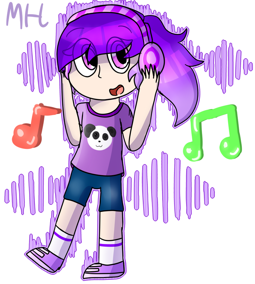 Shelly - Music is the key by OctoWeeb