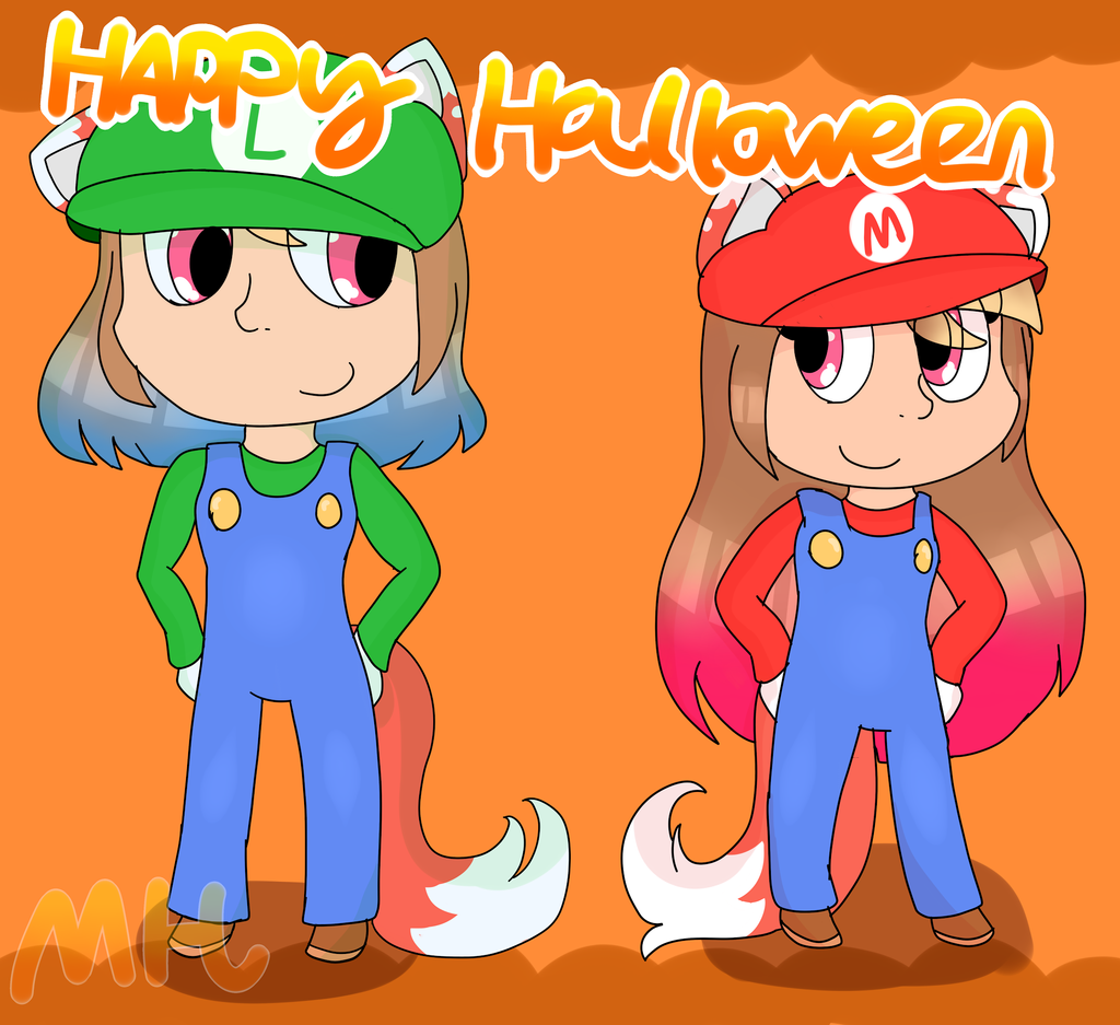 Happy Halloween 2017! by OctoWeeb