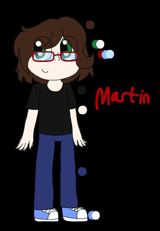 Martin (my genderbend) by SquickWeeb