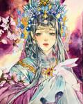 Moon Princess by tnphuong99