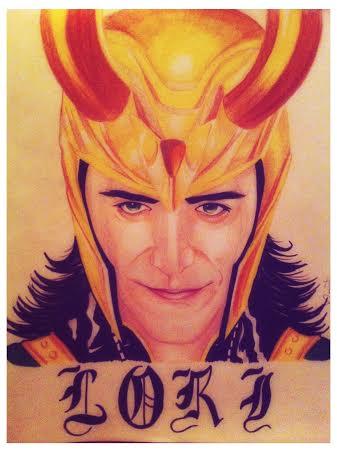 Loki by Ulquiorralover104