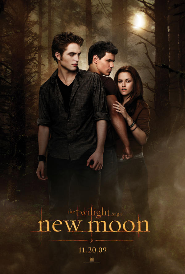 The Twilight Saga: New Moon by yellowrosalie51794
