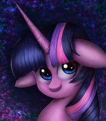 Twilight Sparkle's Sparkling Head