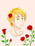 Hetalia - Flowers: England