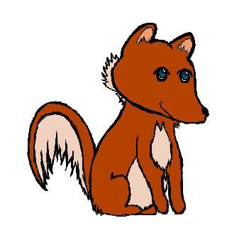 A dog... maybe? by Lawri-san