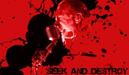 Seek and Destroy by Wamba70