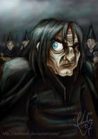 Mad-Eye Moody by enilorak