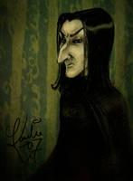 Severus Snape by enilorak