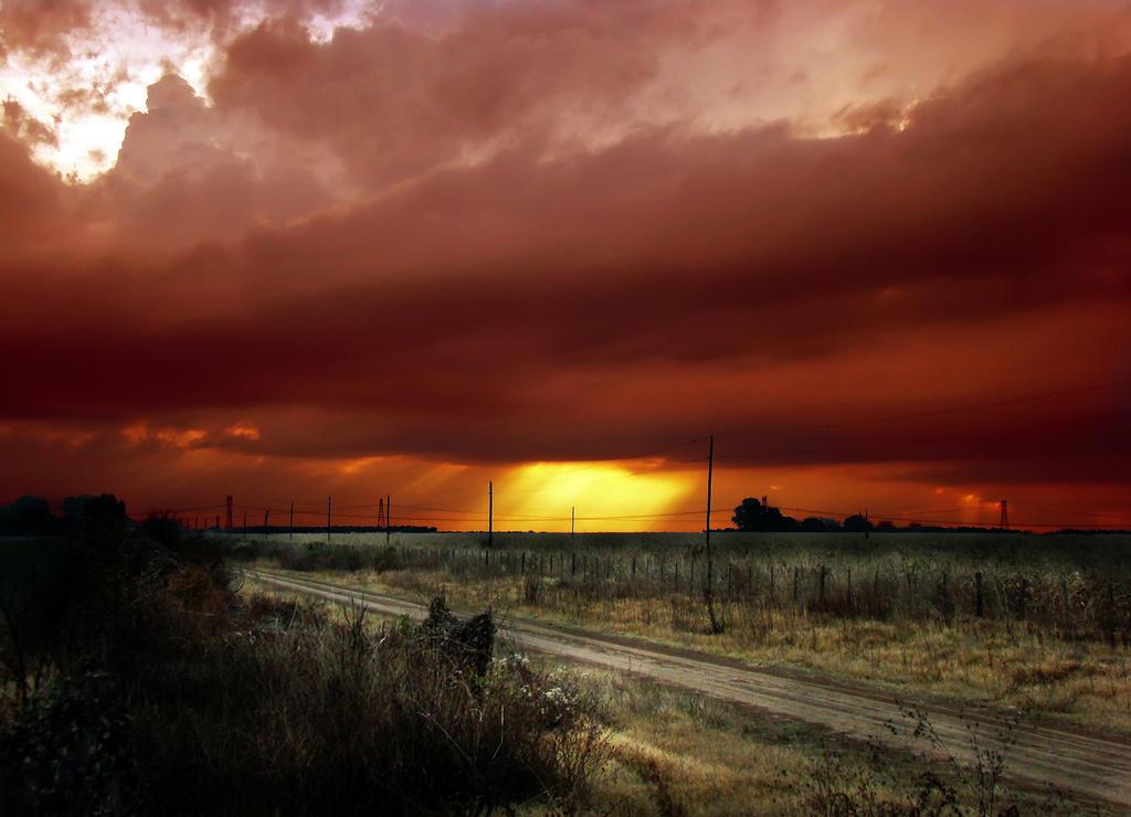 Before the rain arrives ... by ClaudioAr