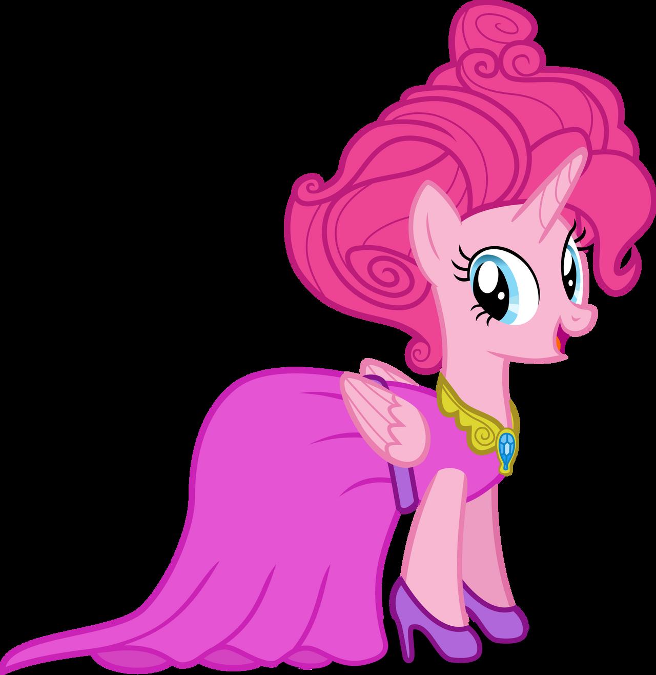 My Little Pony Pinkie Pie Princess